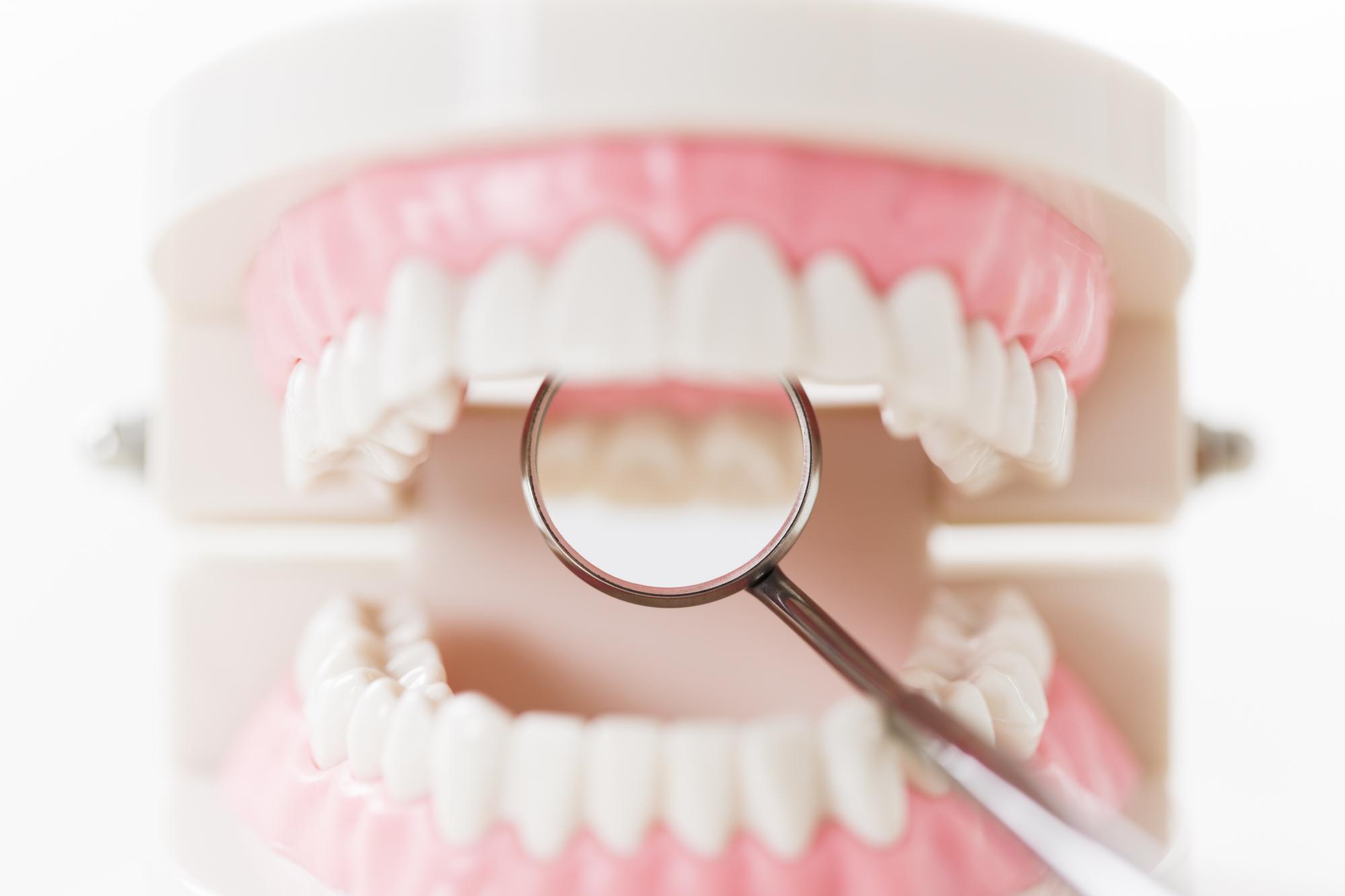 快適に入れ歯を使って頂くために